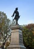 första monument peter taganrog för kejsare Fotografering för Bildbyråer