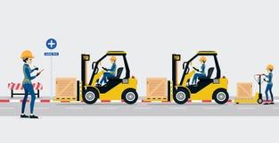 första säkerhet stock illustrationer