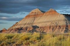förstenad tepee för arizona skogbildande Royaltyfri Foto