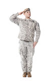 Förster der AMERIKANISCHEN Armee Lizenzfreie Stockfotos