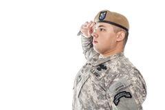 Förster der AMERIKANISCHEN Armee Lizenzfreie Stockbilder