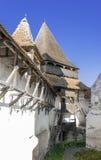 Försvartorn (den inre borggården) Royaltyfri Bild