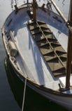 förtöja för fartyg Arkivbild