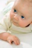 förtjusande spädbarn Royaltyfri Fotografi