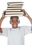 förtjusande studera för barn Arkivfoto
