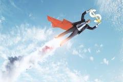 Förtroende och pengarbegrepp stock illustrationer