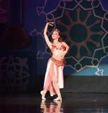 """Förtrollande för balett""""One tusen och en för drottning Nights† Arkivbild"""