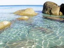 förtrollat hav Arkivbild