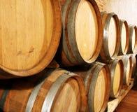 förvara i källare wine arkivbild