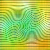 Förvridna linjer bakgrund Arkivbild