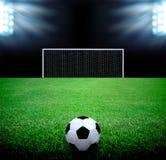 Fútbol Foto de archivo libre de regalías