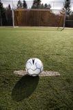 Fútbol Imágenes de archivo libres de regalías
