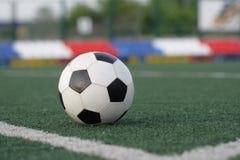 Fútbol fotografía de archivo libre de regalías