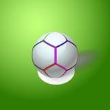 Fútbol stock de ilustración