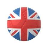 Fútbol británico. Imagen de archivo libre de regalías
