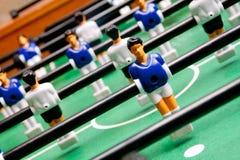 Fútbol de la tabla Imagen de archivo libre de regalías
