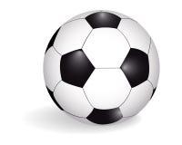 Fútbol de la bola Imagen de archivo libre de regalías