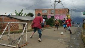 Fútbol de la calle en América latina metrajes
