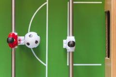 fútbol de la tabla Imagenes de archivo