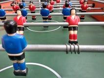 fútbol de la tabla Foto de archivo