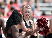 2015 fútbol del NCAA - USF @ Maryland Fotografía de archivo libre de regalías