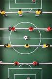 Fútbol del vector Imagen de archivo