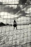 Fútbol del verano Imágenes de archivo libres de regalías