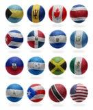 Fútbol norteamericano Imágenes de archivo libres de regalías