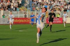 Fútbol o balompié Fotografía de archivo libre de regalías