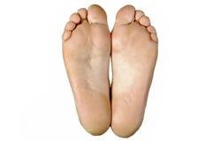 Füße Stockfotografie