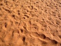 Füße aus den Grund Stockbilder