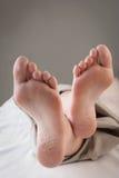 Füße-oben Lizenzfreie Stockfotografie