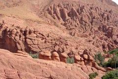 Füße Tal, Marokko Stockfotos