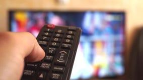 Fügen Sie Ton mit der Direktübertragung hinzu stock footage