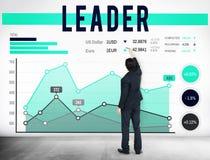 Führer-Leadership Authority Chief-Trainer Concept Lizenzfreie Stockfotografie