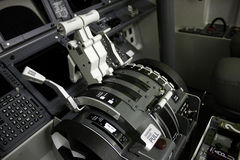 Führerraum-Simulator Lizenzfreie Stockbilder