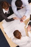 Führt Vermittlungen einzeln auf Lizenzfreie Stockbilder