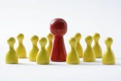 Führung lizenzfreies stockbild