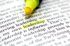 Führung Lizenzfreie Stockbilder