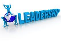 Führung lizenzfreie abbildung