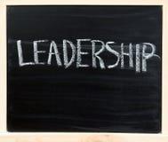 Führung auf Tafel Lizenzfreie Stockbilder