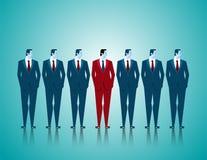 Führung des Geschäftsteams Lizenzfreies Stockbild