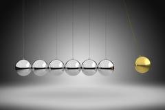 Führungs-Konzept, Wiedergabe 3D Stockbilder