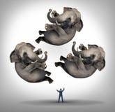 Führungs-Management Lizenzfreie Stockfotos