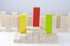 Führungteamwachstum-Karrierekonzept Lizenzfreie Stockfotografie