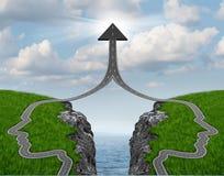 Füllen Sie Gap Lizenzfreie Stockfotos