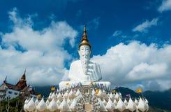 Fünf Buddhas Lizenzfreies Stockbild