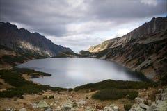 Fünf See-Tal in Tatra-Bergen, Polen Stockfotos