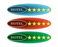 Fünf - Sterne - Hotel - 10 - 14 lizenzfreie abbildung