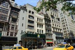 Fünfte Allee, Manhattan, New York City Lizenzfreies Stockbild